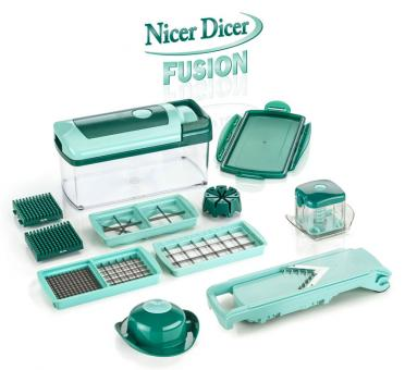 Genius Nicer Dicer Fusion + Slicer