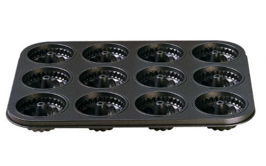 Kaiser Creativ 12er Muffin-Gugelhupfform