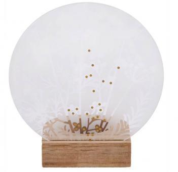 Räder Living Glaspoesie Teelicht Wiese Ø 12 cm