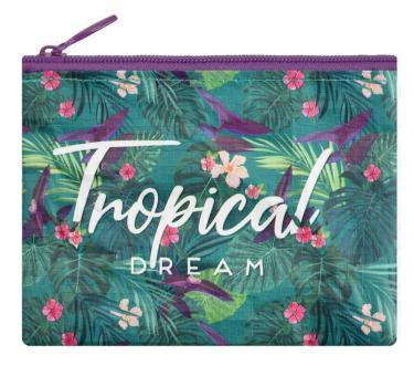 Legami Geldbörse Funky Collection Tropical Dream
