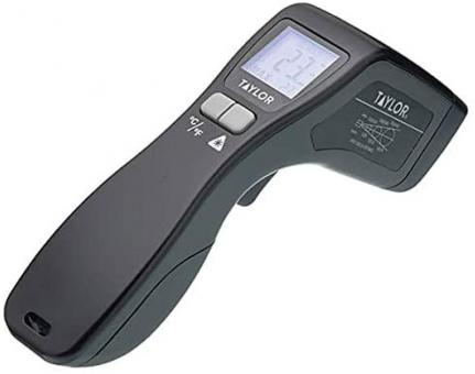 KitchenCraft Infrarot-Thermometer