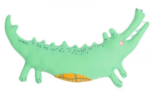 ASA Selection Stofftier Croco Crocodile
