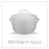 Fürstenberg Touché Reliefbecher Fischschwarm Weiss 0,2 L
