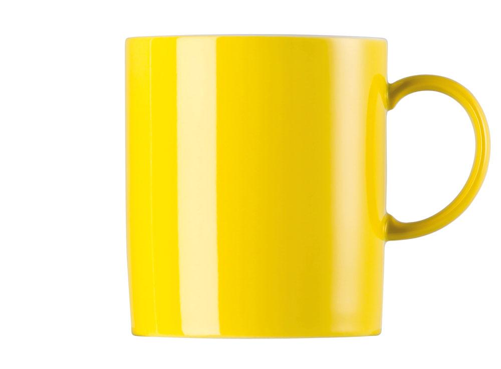 Thomas Sunny Day Neon Yellow Sunny Day Neon Yellow Becher mit Henkel 0,3 l