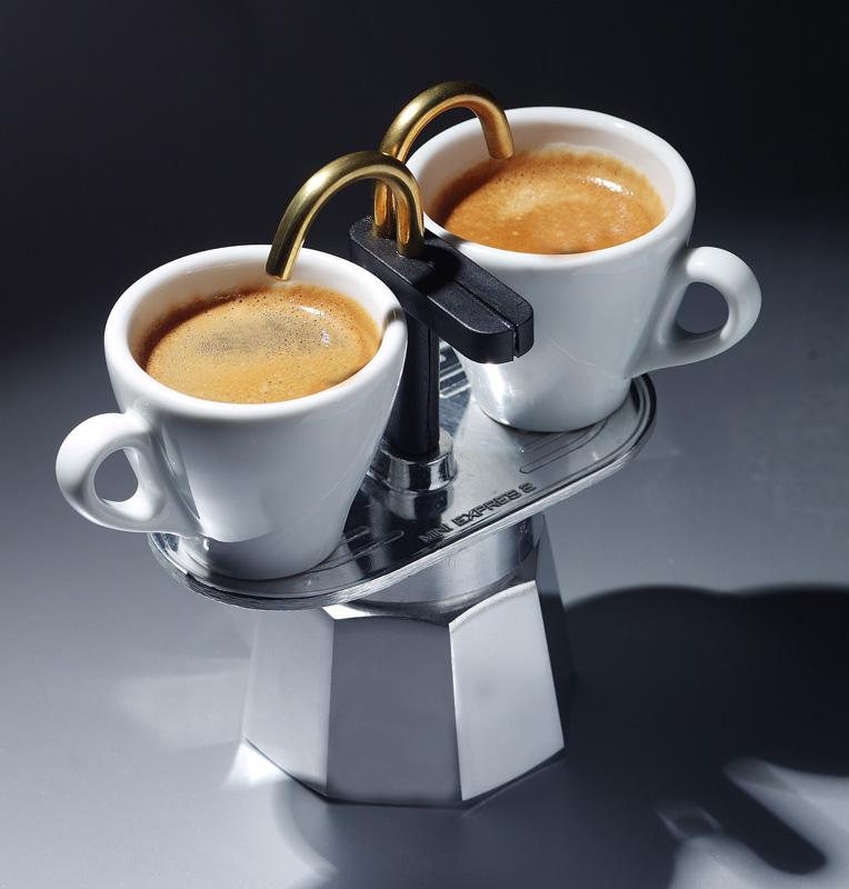 bialetti espressokocher mini express 2 tassen bialetti. Black Bedroom Furniture Sets. Home Design Ideas